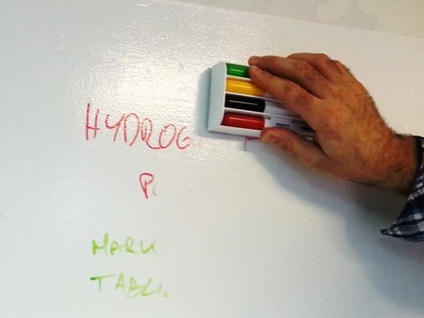 Farba tablicowa suchościeralna do markerów