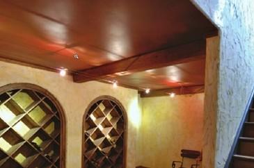 Podkład do wilgotnych ścian i sufitów