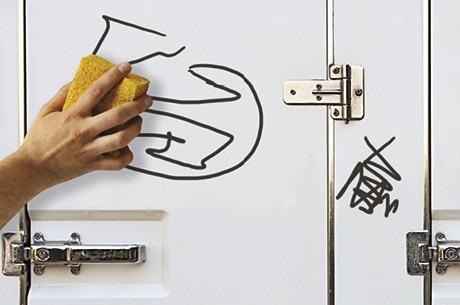 Lakier antygraffiti