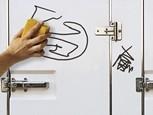 Lakier bezbarwny antygraffiti