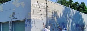 Grunt do impregnacji murów, elewacji