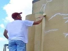 Zabezpieczanie fasad na zewnątrz