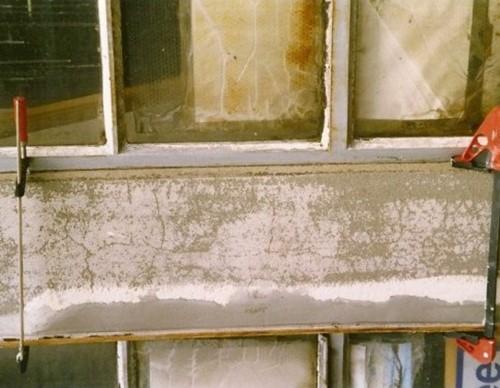 Zaprawa naprawcza do murów, ścian