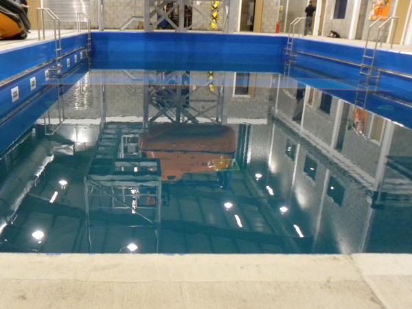Farba do basenów, zbiorników