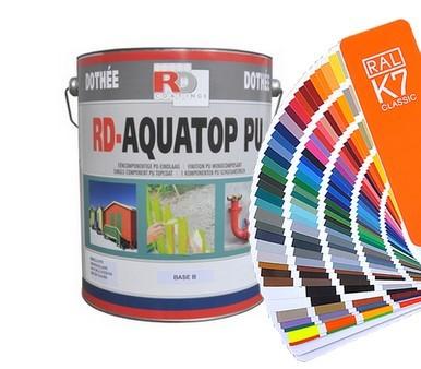 Farba poliuretanowa RD-Aquatop PU