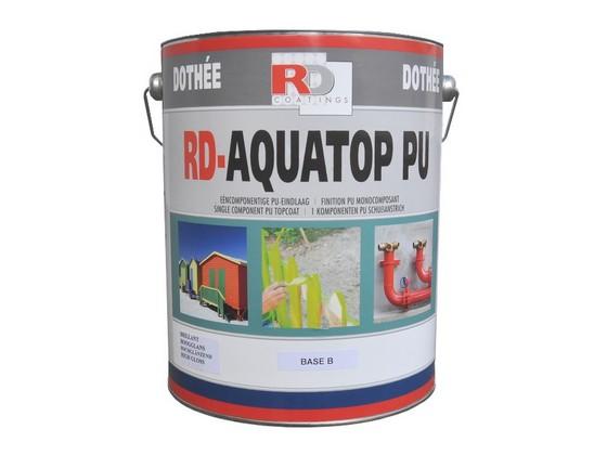 Farba do plastiku Aquatop PU