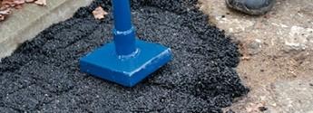Szybka naprawa asfaltu