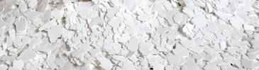Płatki dekoracyjne białe
