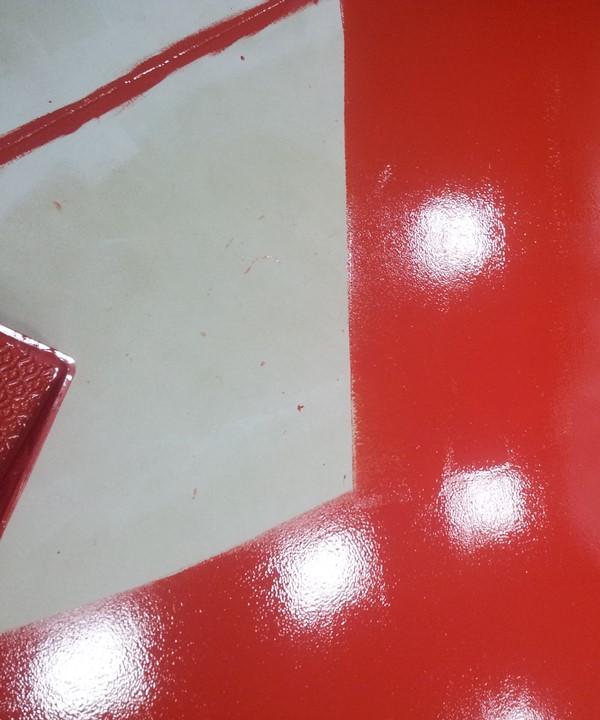 Podkład do gładkich powierzchni
