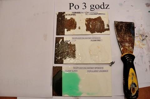 Środki do usuwania farby epoksydowej rozpuszczalnikowej