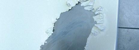 Preparat do usuwania farby z metalu, aluminium