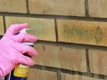 Usuwanie graffiti w sprayu