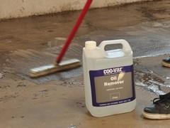 Środek do czyszczenia oleju
