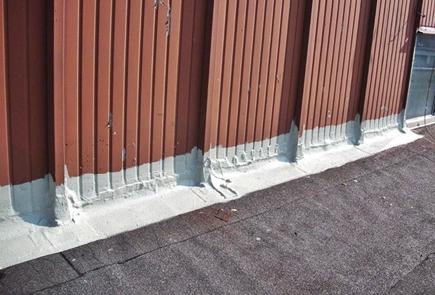 Pokrycie dachowe uszczelniające przemysłowe