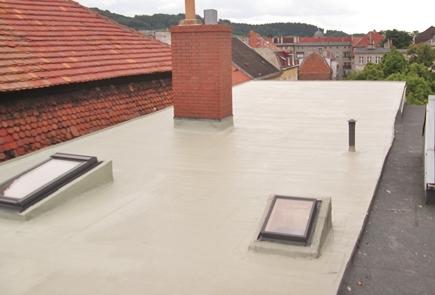 Zabezpieczanie dachów przemysłowych