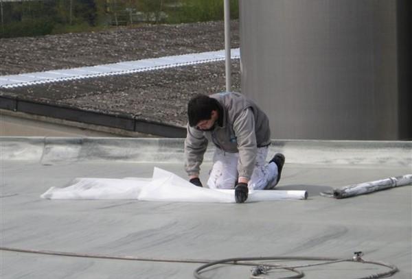 Membrana na dachy przemysłowe