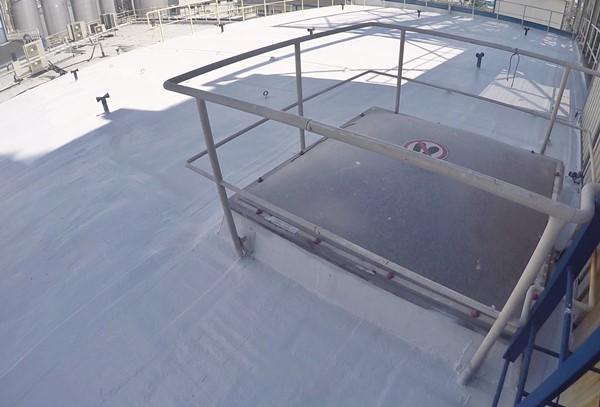 Przemysłowe pokrycia dachowe