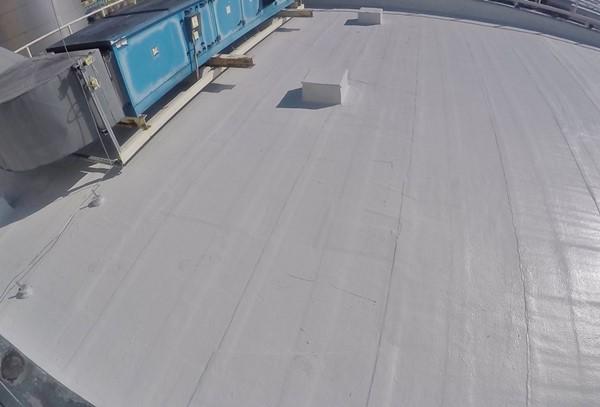 Membrana do dachów przemysłowych, skomplikowanych