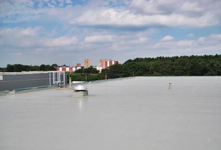 Pokrycia do dachów przemysłowych