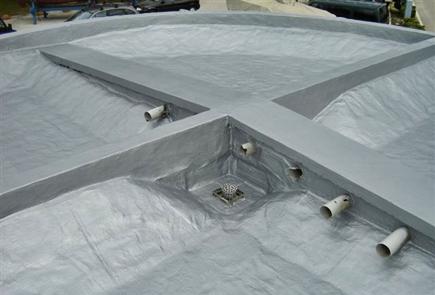 Pokrycie dachowe elastyczne
