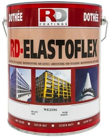 Farba do ścian w łazience Elastoflex
