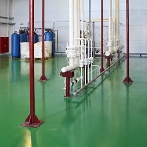 Farba posadzkowa do zakładów, pomieszczeń technicznych