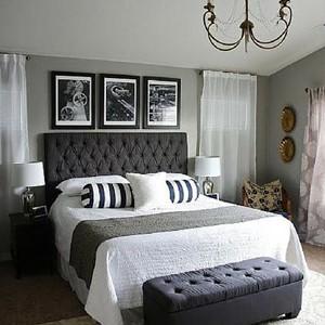 Farba do ścian w sypialni