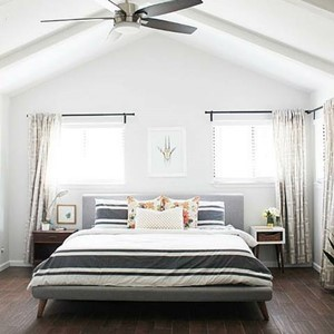 Farba na ściany w sypialni