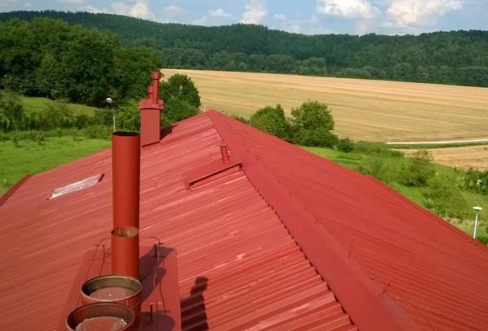 Farba na dach renowacyjna