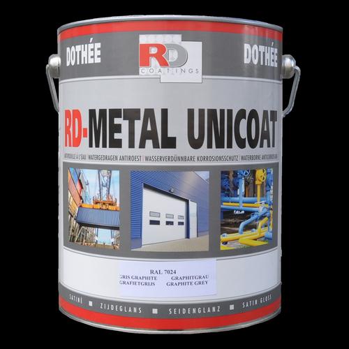 Farba do dachów metalowych Metal Unicoat