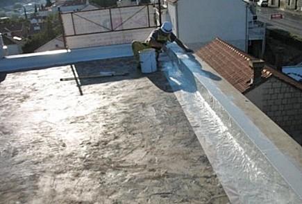 Izolacja przeciwwodna dachu
