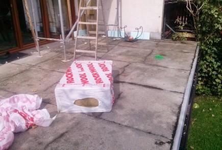 Hydroizolacja natryskowa dachów