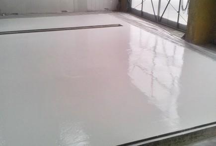 Podłoga epoksydowa RAL 9002