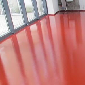 Bezbarwny lakier na beton