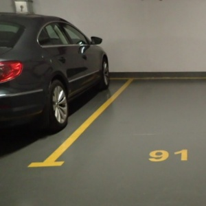 Powłoka garażowa RAL 2001
