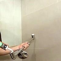 Klej do montażu słuchawek prysznicowych
