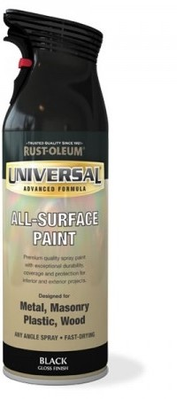 Universal spray paint