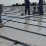 uszczelnianie dachu metalowego
