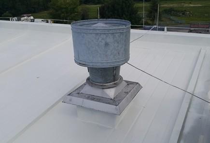 uszczelnianie dachu ze stali