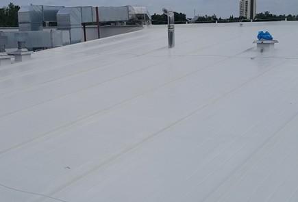 uszczelnianie dachu stalowego