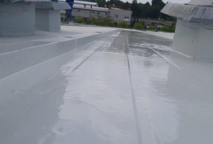 uszczelnianie dachów stalowych