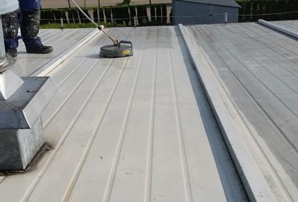 dachy metalowe uszczelnienie