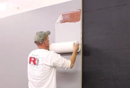 System do uszczelnienia ścian
