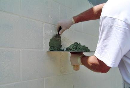 Zabezpieczenie elewacji ścian