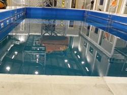Farba poliuretanowa dobasenów izbiorników wodnych P101