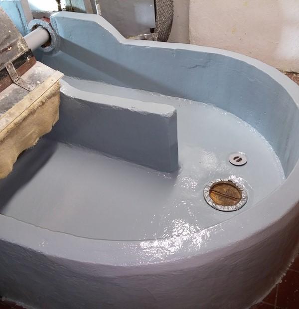 Farba do zbiorników, basenu