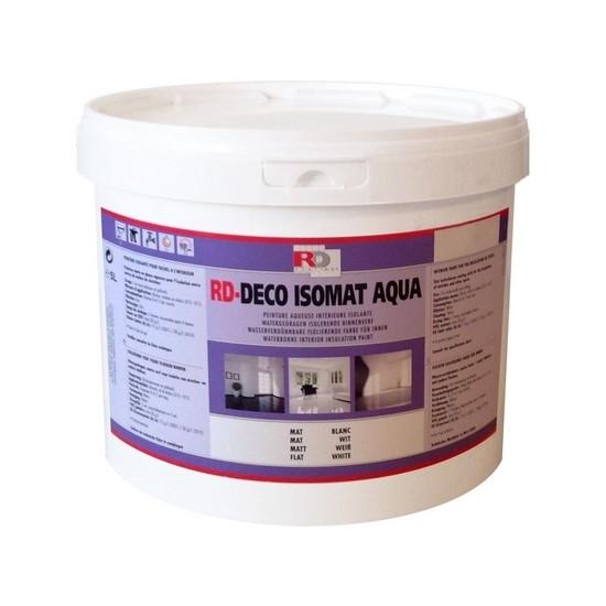 Farba na zacieki i plamy w domu Deco Isomat Aqua