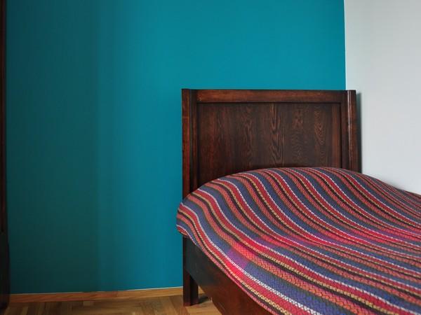 Farba zmywalna do ścian w domu, mieszkaniu
