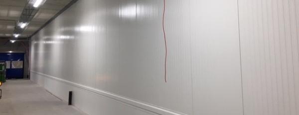 Lakier poliuretanowy dla przemysłu spożywczego do ścian i posadzek