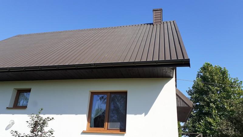 Farba do dachu z blachy